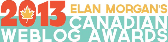 Elan Morga's 2013 Canadian Wenlog Awards Ninjamatics