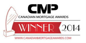 Canadian Mortgage Awards Winner