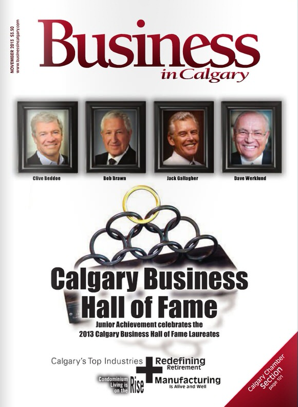 Business In Calgary Magazine November 2013