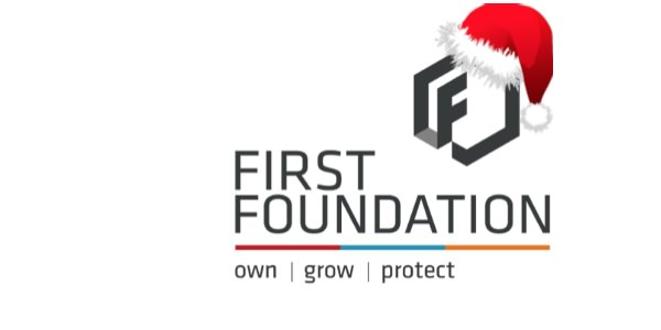 First Foundation Christmas Logo