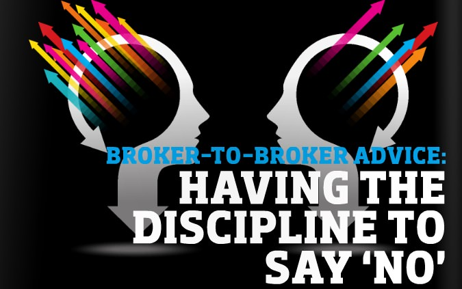 The Discipline to Say No