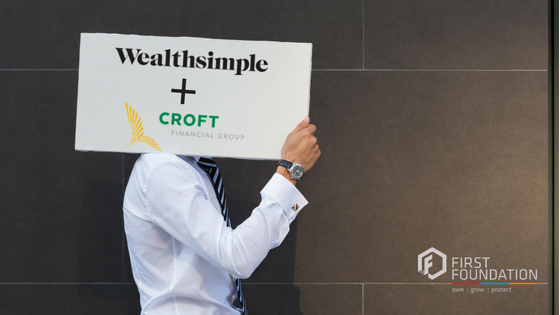wealthsimple and croft financial