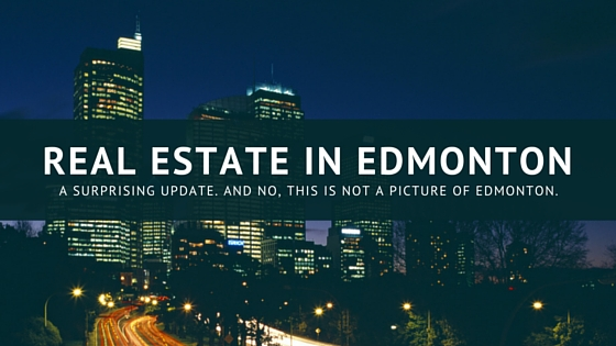 Real Estate in Edmonton